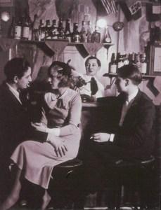 """""""La Monocle"""" 1932"""