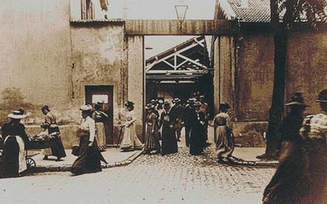 Pierwszy publiczny pokaz filmowy