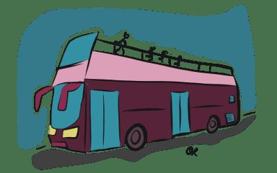 Hop In – Hop Off – sposób na krótką wizytę w Paryżu