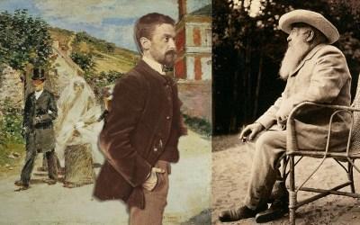 Theodore Robinson, amerykański przyjaciel Moneta?