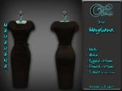 affiche-dress-mayahana-brown