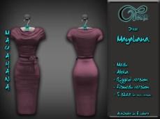 affiche-dress-mayahana-pink