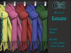 affiche-mesh-scarf-2016-kamaino-v2
