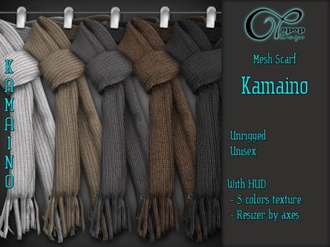 affiche-mesh-scarf-2016-kamaino-v3