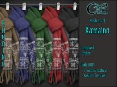 affiche-mesh-scarf-2016-kamaino-v5