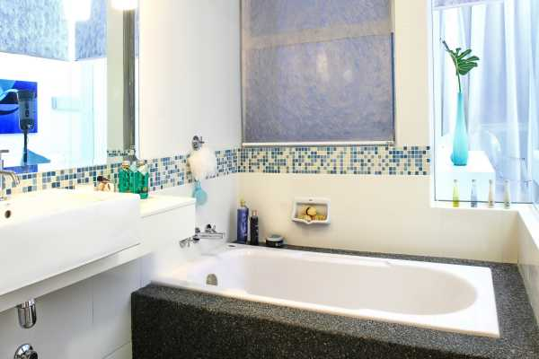 стандартная ванная комната дизайн фото 5