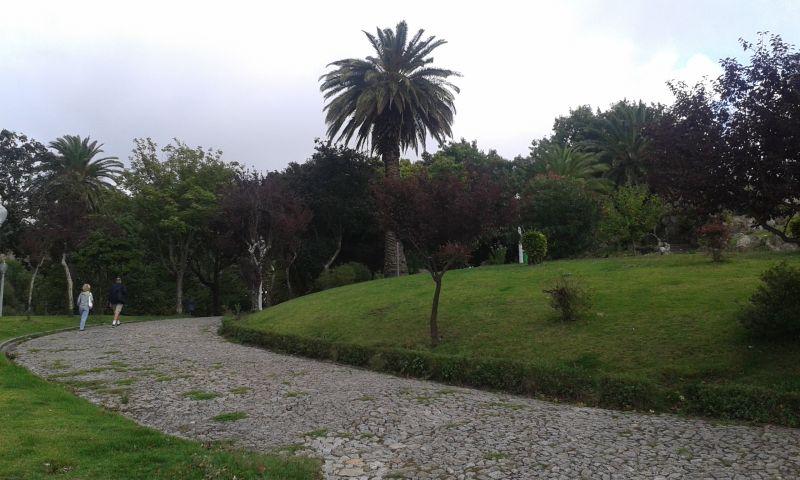 Jardim do Morro je opravdová Zahrada na kopci
