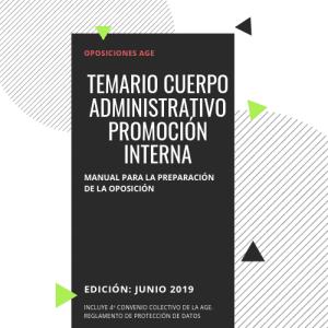 Manual Administrativos Promoción Interna del Estado