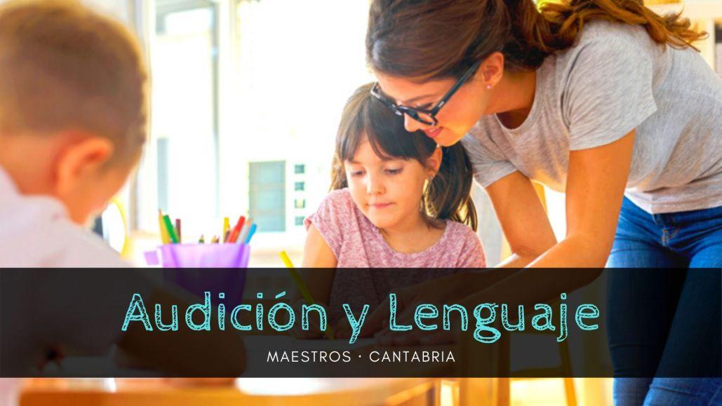 preparador oposiciones audicion y lenguaje cantabria