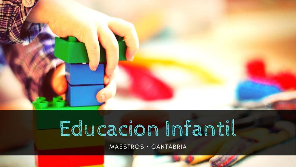 preparador oposiciones educacion infantil cantabria