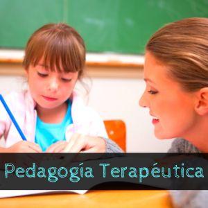oposiciones maestros pedagogia terapeutica