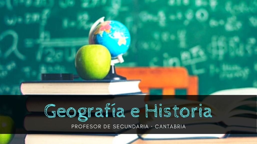 preparador oposiciones geografia historia cantabria