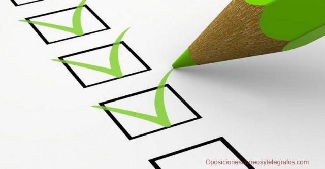 Cómo consultar las listas provisionales de las oposiciones de Correos 2019 b