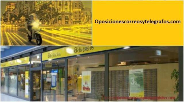Convocatoria para las oposiciones de Correos 2019 b