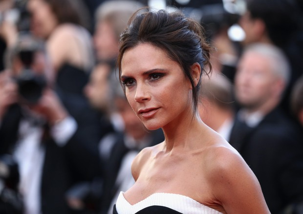 CANNES, FRANCE - MAY 11: Victoria Beckham attends the