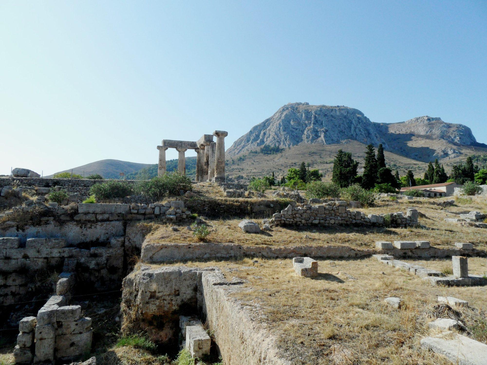 Epidauros – nietylkoruiny zostały