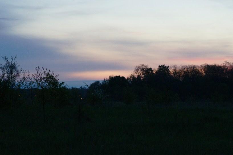 Między świtem a wschodem słońca