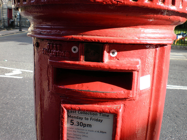 postbox-med