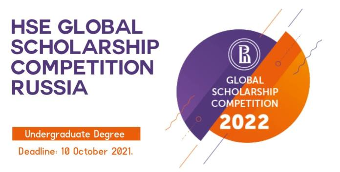 HSE University Global Scholarship Competition 2022 in Russia - Apply Now