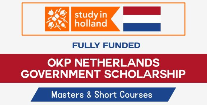 OKP Netherlands Government Scholarship 202022 (Fully Funded)