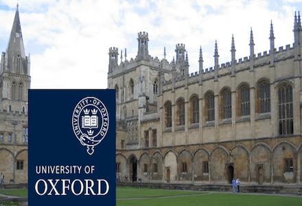 Oxford-Thatcher Graduate Scholarships 2017/18 (Full-funding)