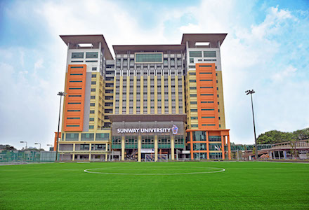 Sunway University Postgraduate by Research Scholarship