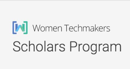 Women Techmakers Scholars Program 2017 / 2018 | Concoursn com