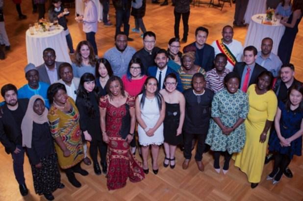 University of British Columbia Graduate Global Leadership Fellowship 2017