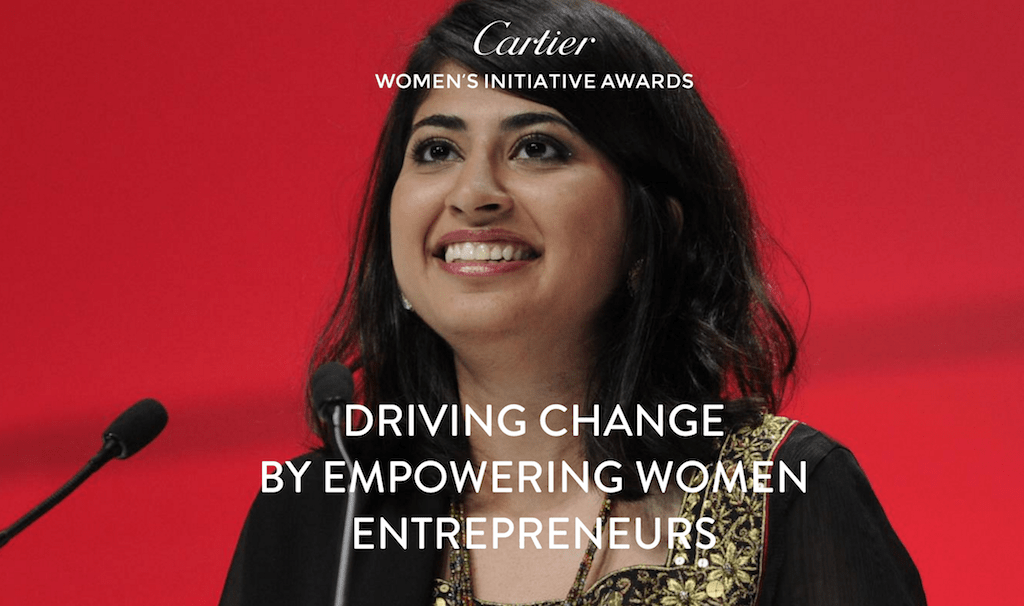 Image result for cartier women initiative