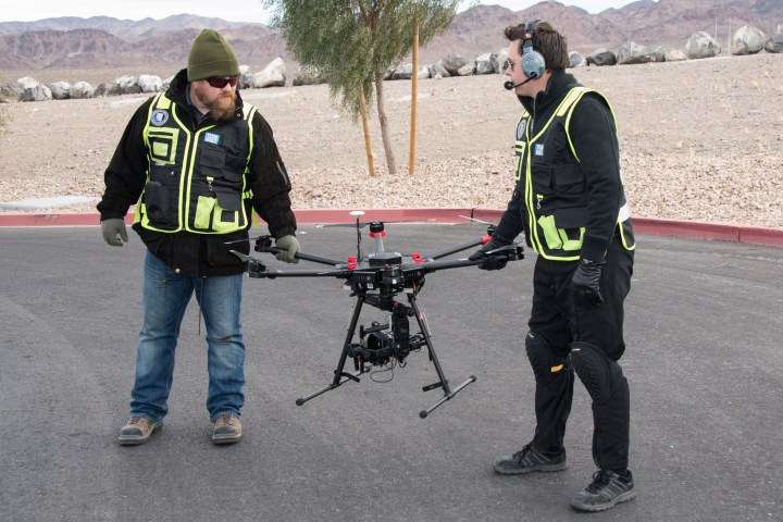 City of Henderson: Home to Nevada's First Urban Drone Testing Site
