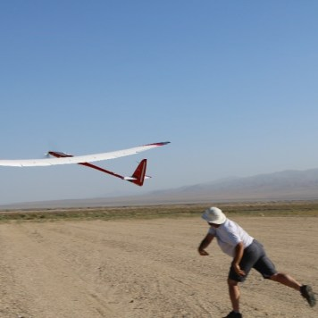 Manpowered Sailplane