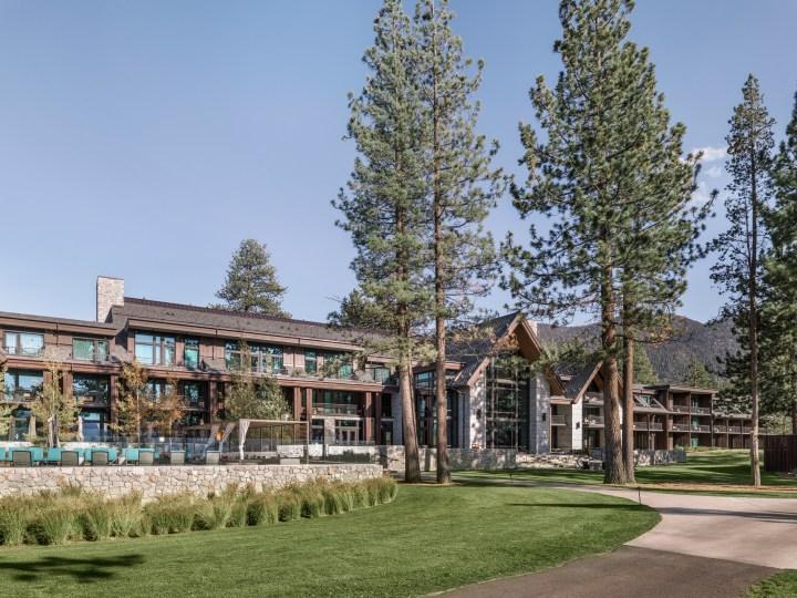 Edgewood Tahoe Resort™ Begins Re-Opening Rollout