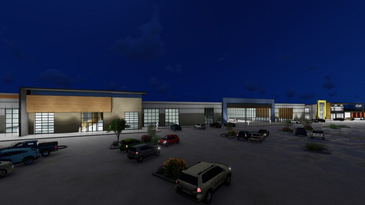 """Foothill Partners Inc. Acquires """"The Oddie District"""" Redevelopment Project"""