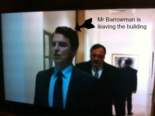 zero dark thirty john barrowman