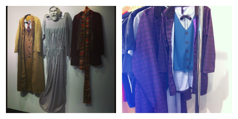 doctor who merchandise costumes