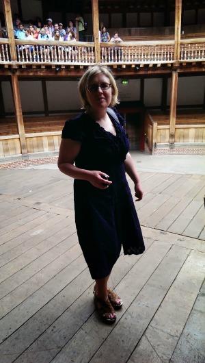 summer holidays joanne mallon shakespeares globe