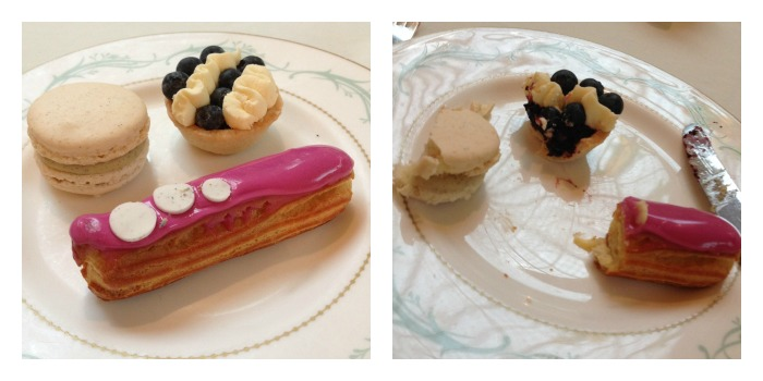 afternoon tea cakes the savoy london