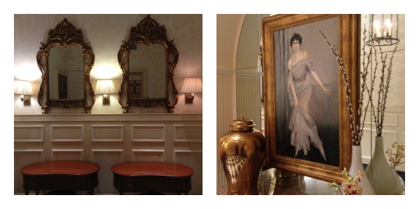 the savoy ladies loos