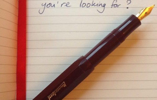 kaweco fountain pen review pen heaven