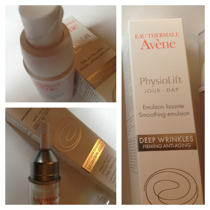 avene physiolift review