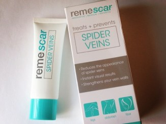 Remescar spider vein treatment review
