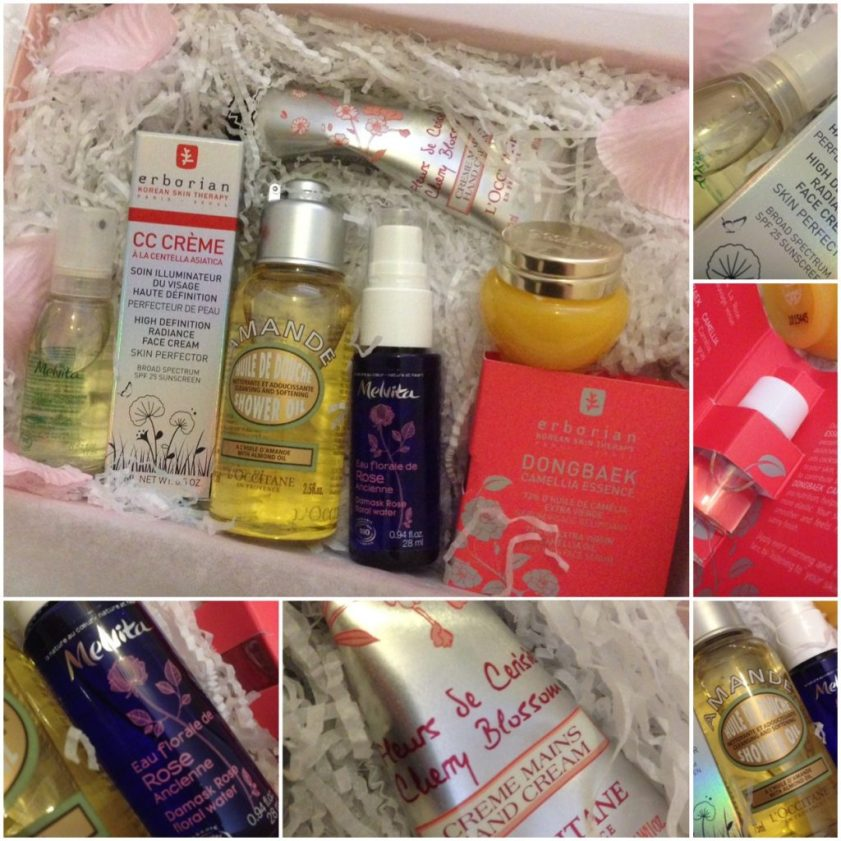 British Beauty Blogger Latest in Beauty #PreciousPetals box