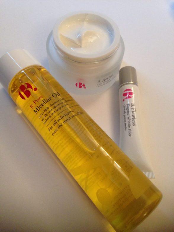 B. skincare superdrug range