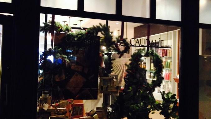 Caudalie shop Covent Garden London