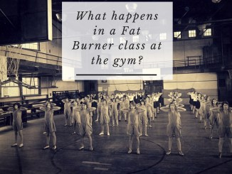fat burner gym class what happens
