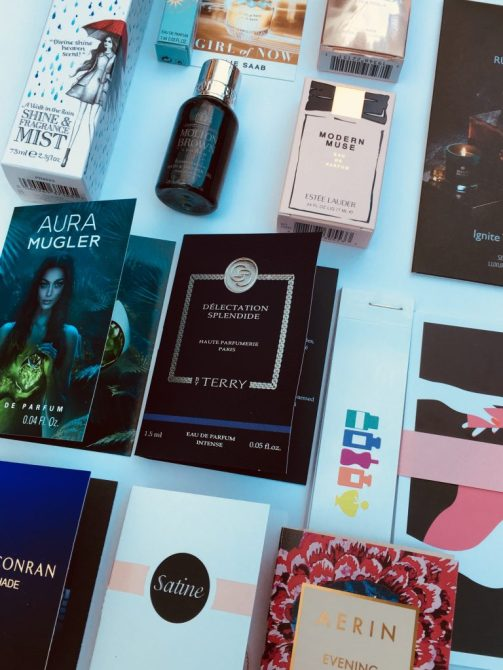 Perfume Society Discovery box review