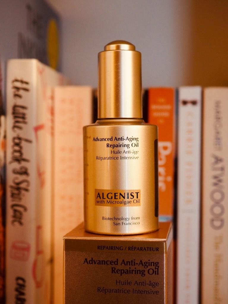 Algenist Anti-Ageing Repairing Oil review