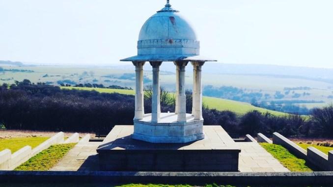 Chattri memorial in Sussex