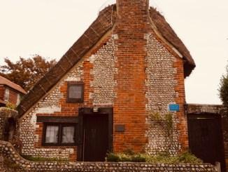 William Blake's cottage in Felpham