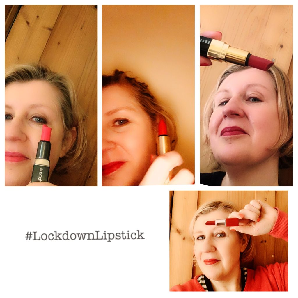 #LockdownLipstick #LockdownLippy
